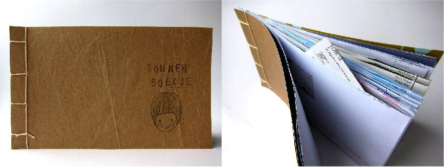 Vlijtig reuse envelopes craftsdo it yourself pinterest reuse reuse envelopes make a book to hold receipts solutioingenieria Gallery