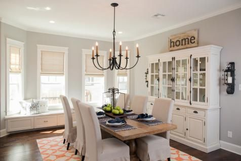 Design Tips From Joanna Gaines: Craftsman Style With A Modern Edge |  Decorating And Design Blog | HGTV