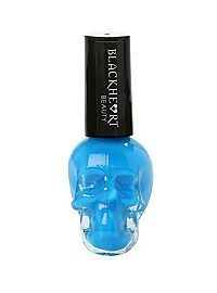 HOTTOPIC.COM - Blackheart Blue Neon Nail Polish>>>I Saw Some Of This At The Dollar Tree
