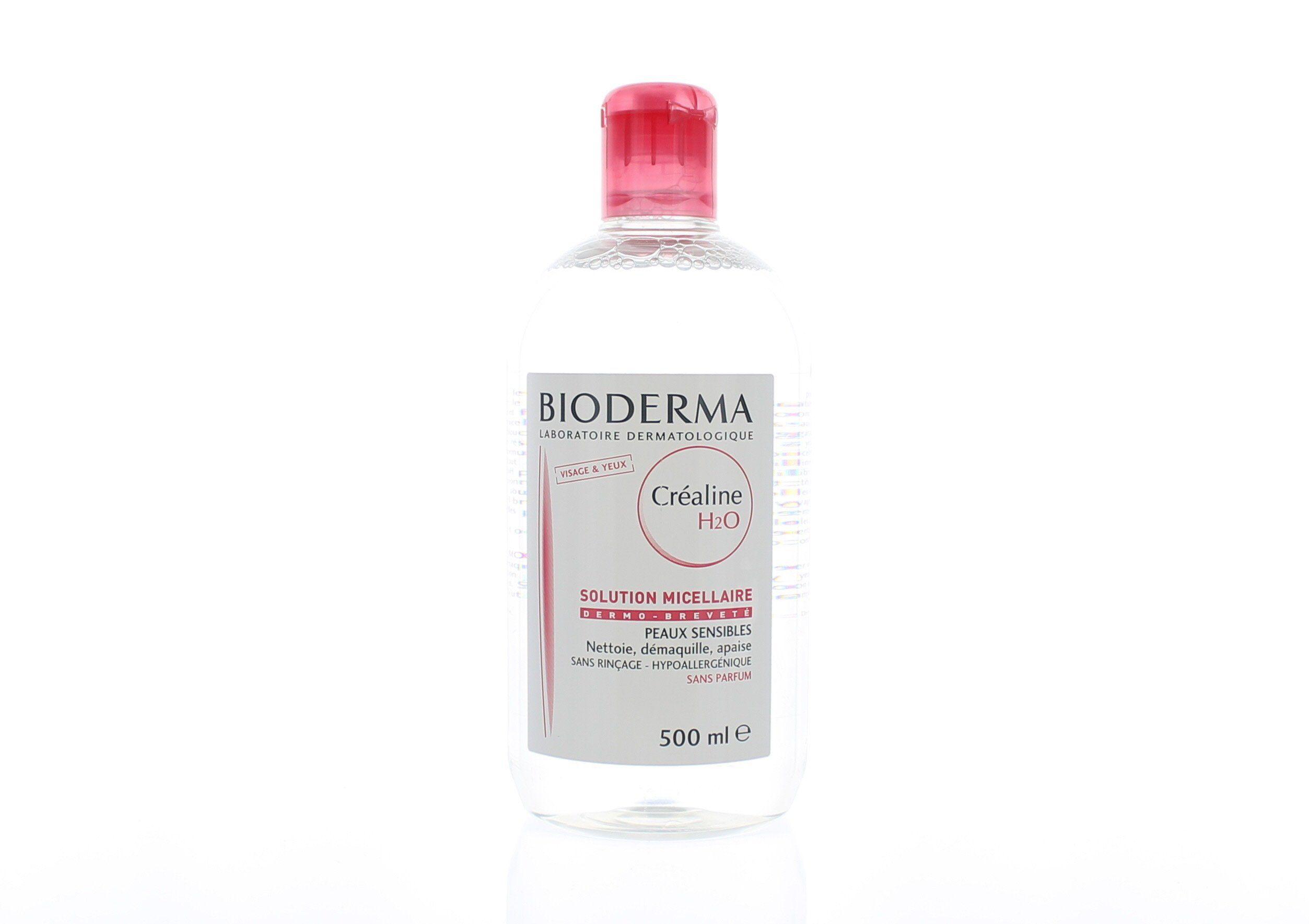 Bioderma Crealine H2O Micelle Solution 500ml Bioderma