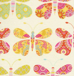 Kumari Garden DF96 pink- Sacha  in Pink by Dena Designs - Fabric -1/2 yard Cotton Quilt Fabric. $4.49, via Etsy.