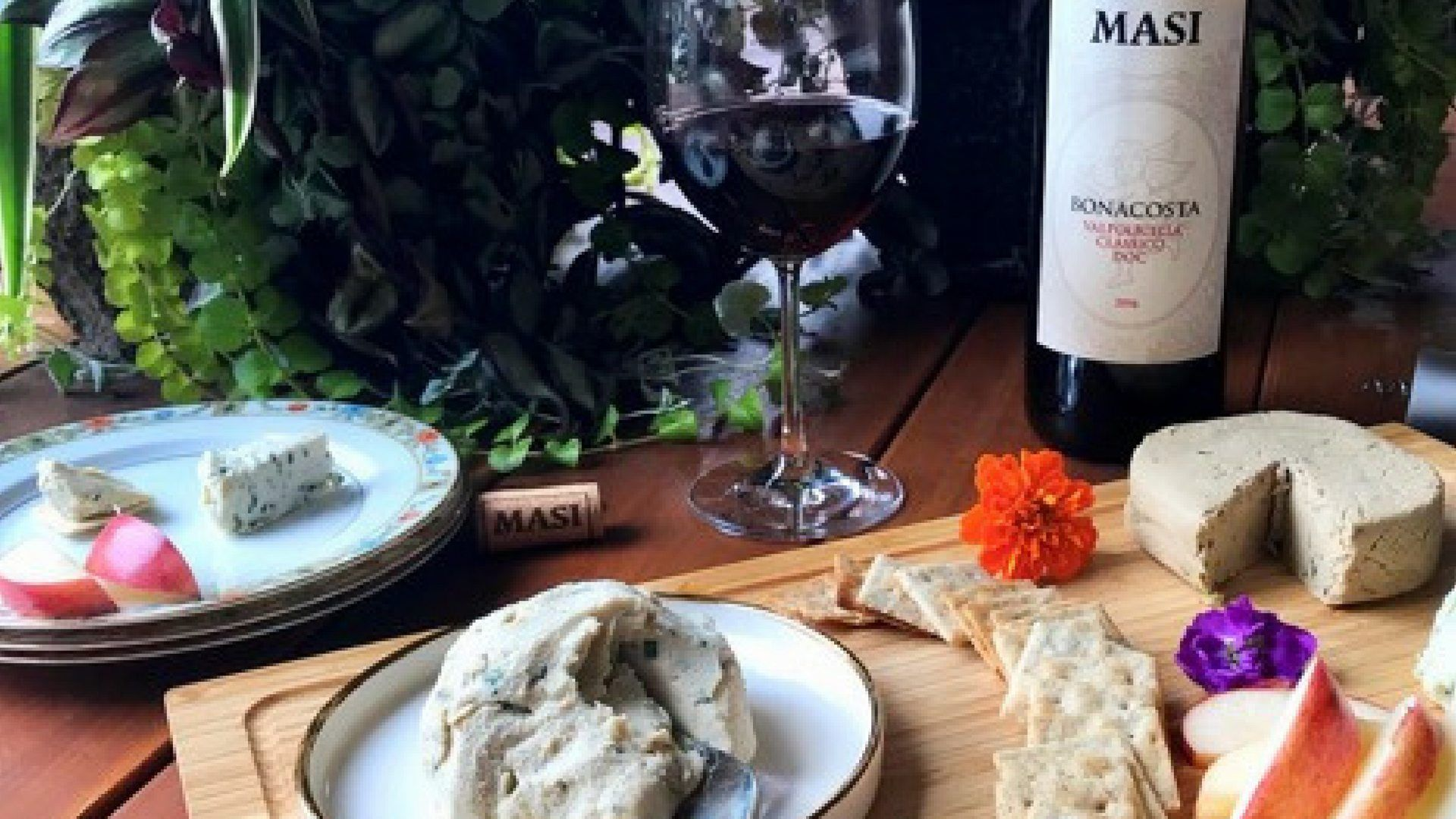 Top Three Tips for Pairing Vegan Cheese and Wine Meghan