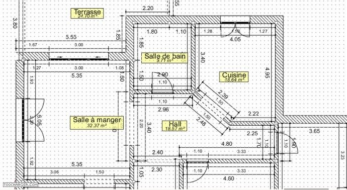 Architecture 3d plan 2d picto map pinterest plan for Logiciel plan 3d gratuit facile