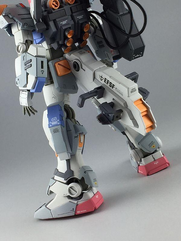 Custom Build: HGUC 1/144 Full Armor Gundam 7th - Gundam Kits Collection News and Reviews