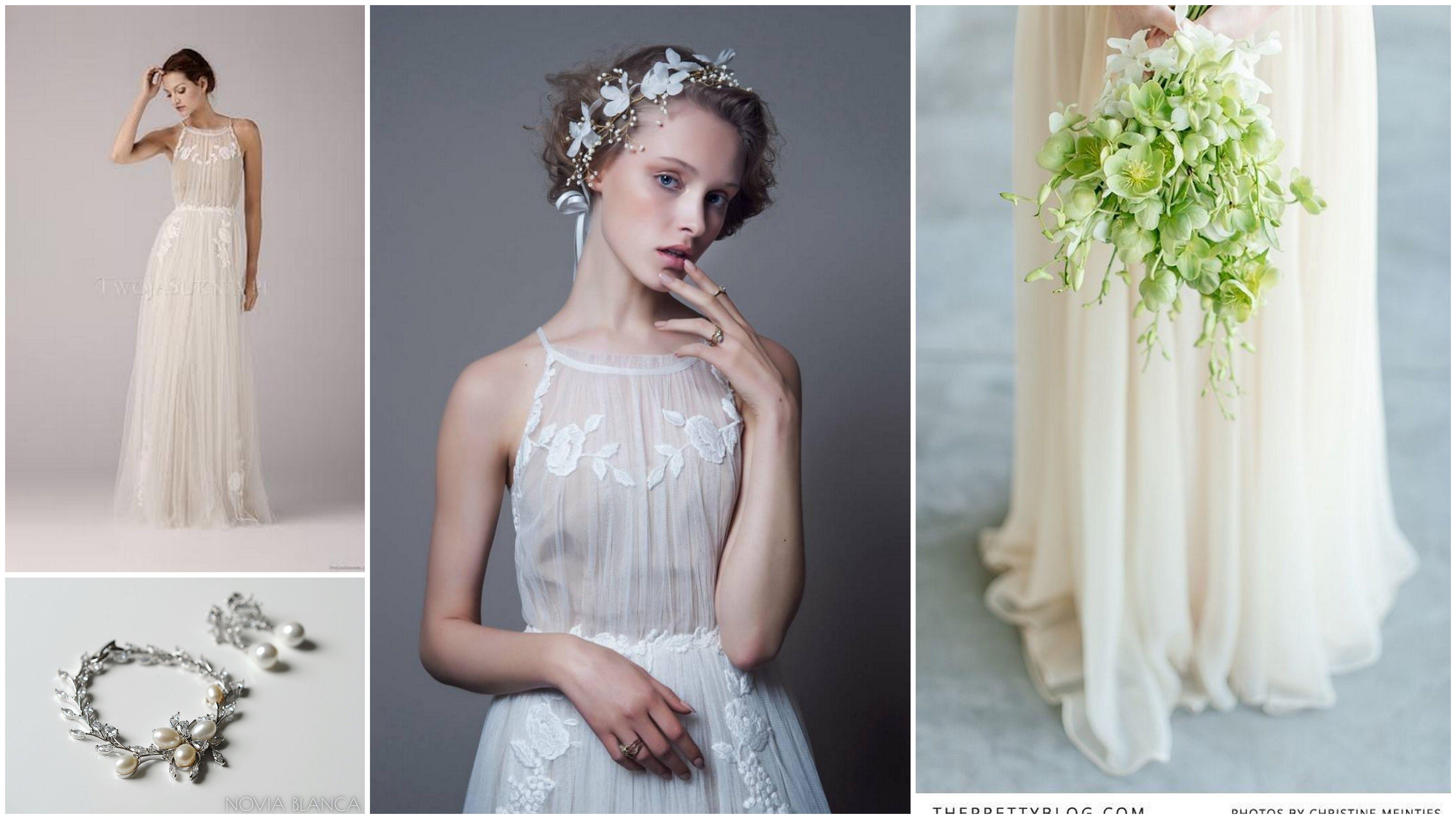 Slubne Sos Pani Dorota Wedding Dresses Bride Jewellery Boho Bride