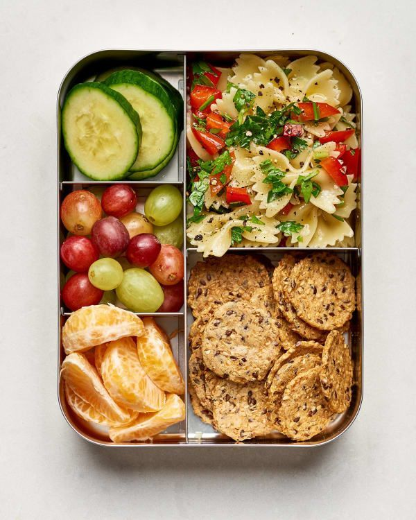 Photo of 10 Easy Vegan Lunch Box Ideas