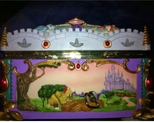 Sleeping Beauty Jewelry Box CollectiblesLE Wishlist Pinterest