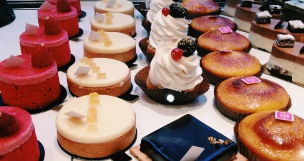 un'ruly | un-ruly life: sweet things to do in paris- visit arnaud del montel bakery #pastries #life #paris