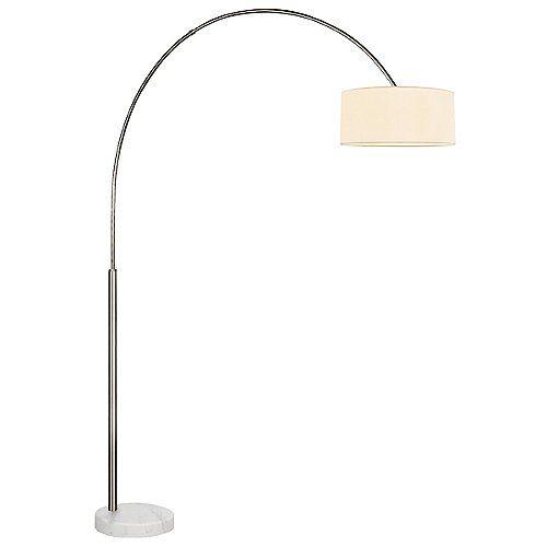 Arc Shade Floor Lamp By Sonneman Lighting At Lumens Com Jh 9th St Floor Lamp Painting Lamp Shades Arc Floor Lamps