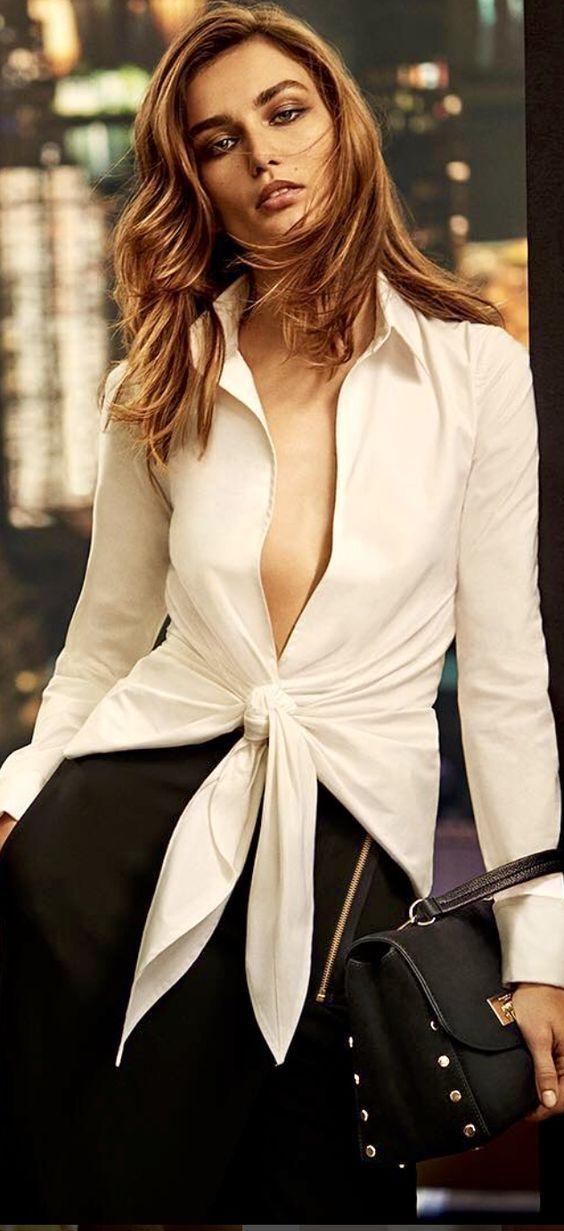 44+ Trendy Fashion Style Editorial Black White fashion.#