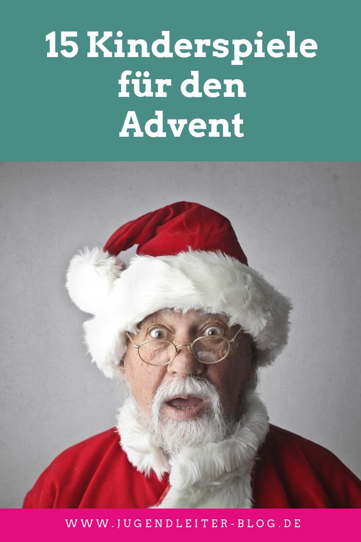 Spielideen Für Weihnachtsfeier.21 Spielideen Für Den Advent Und Für Weihnachten Spiele Für Kinder