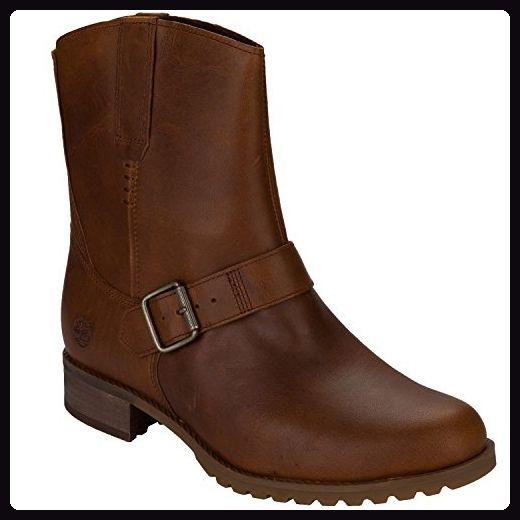 Timberland Banfield Mid Damen Stiefel Braun Stiefel für