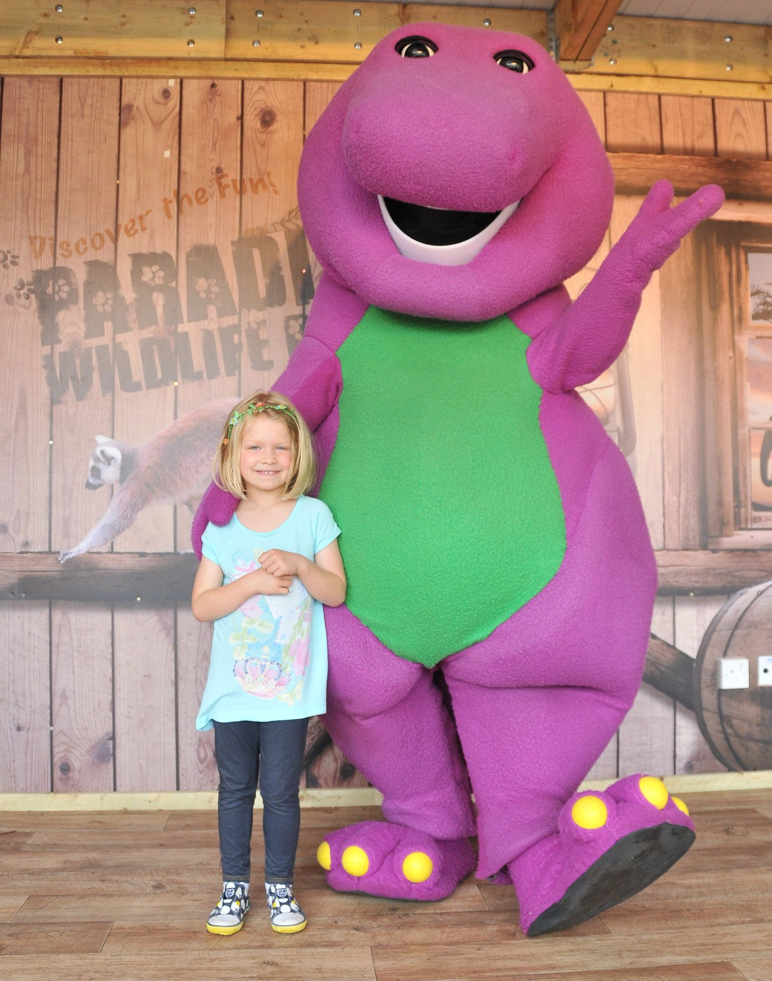 Barneythedinosaur Barney The Dinosaurs Barney Pbs Kids