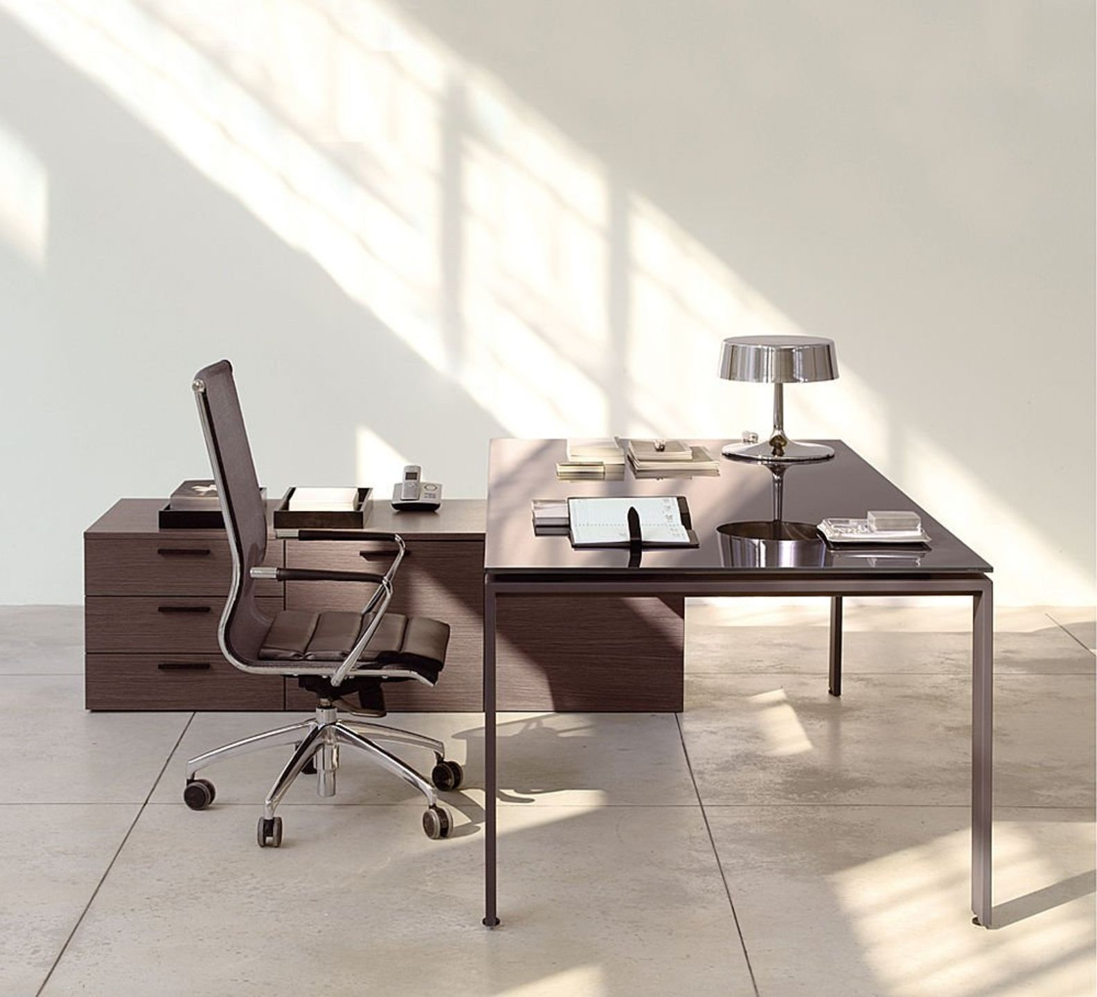 Office Modern Office Furniture With Oak Wood Office . Cool Office DeskOffice  ...