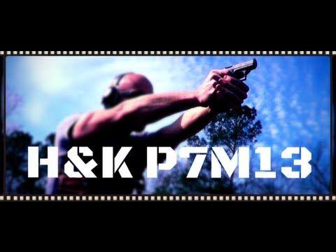 Heckler & Koch P7 M13 Squeeze Cocker - YouTube Find our speedloader now! http://www.amazon.com/shops/raeind