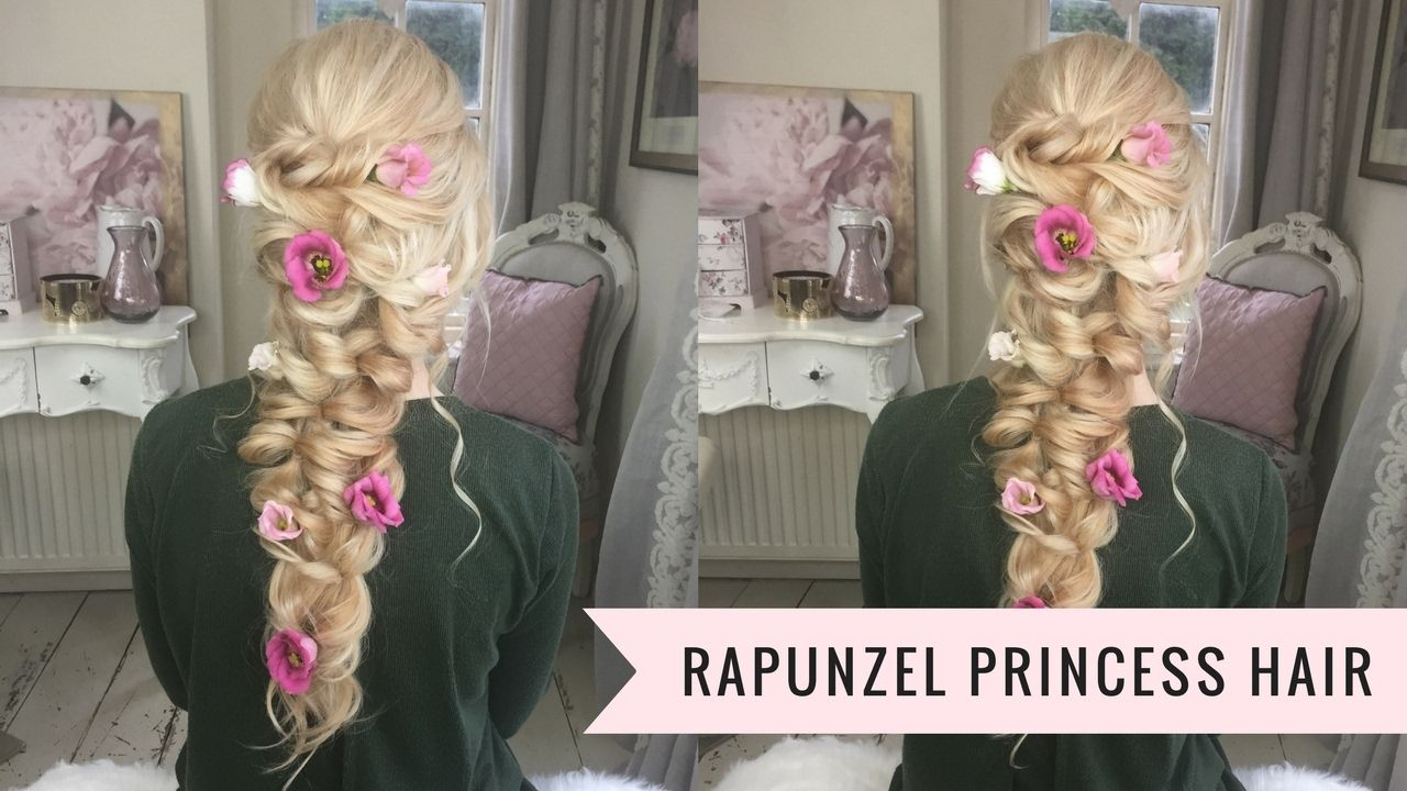 This beautiful hairstyle looks amazing and it is so easy to do