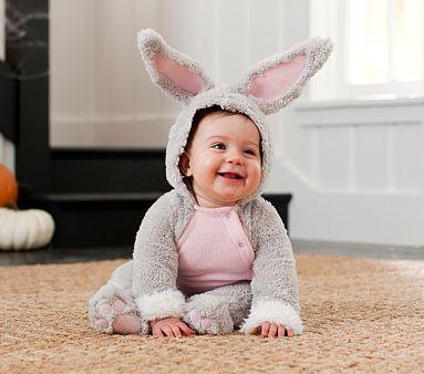 67b54b777 Baby Bunny Costume #PotteryBarnKids Conejo Gigante, Huevos De Pascua,  Conejos, Mascaras,