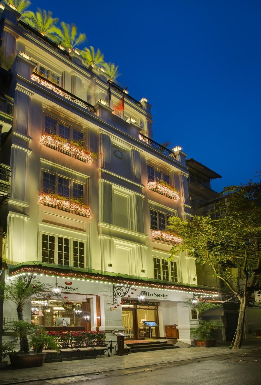 Hanoi La Siesta Hotel Spa Hotel World Best Hotels Vietnam Hotels