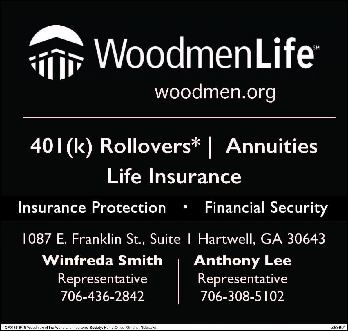 401 K Rollovers Annuities Life Insurance Woodmen Org Winfreda