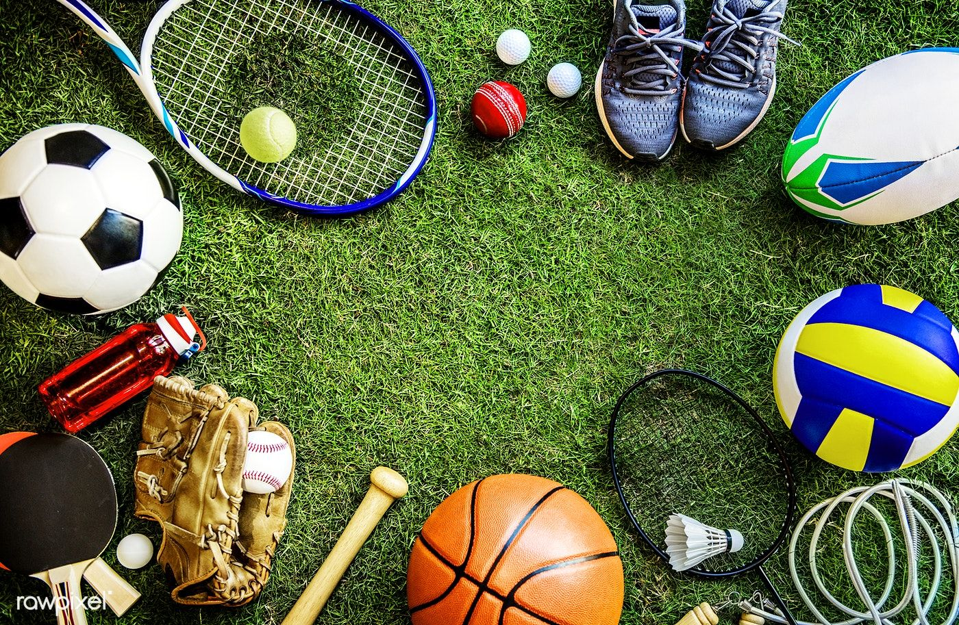 Download Premium Image Of Sports Tools 378432 Sports Sports Equipment Sports Images