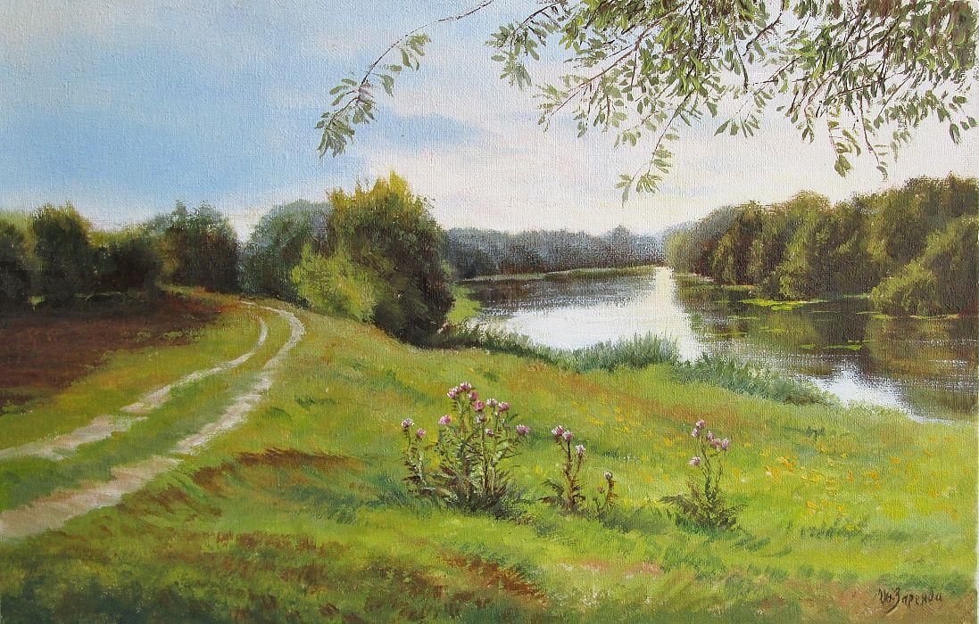 Realistic Landscape Artists Realism Landscape Paintings Realist Landscape Oil Painting Landscape Paintings Landscape Artist Landscape