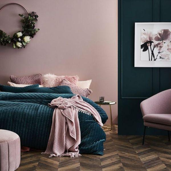 Photo of 41 Dekorationsideen für ein romantisches Hauptschlafzimmer mit kleinem Budget – rengusuk.com