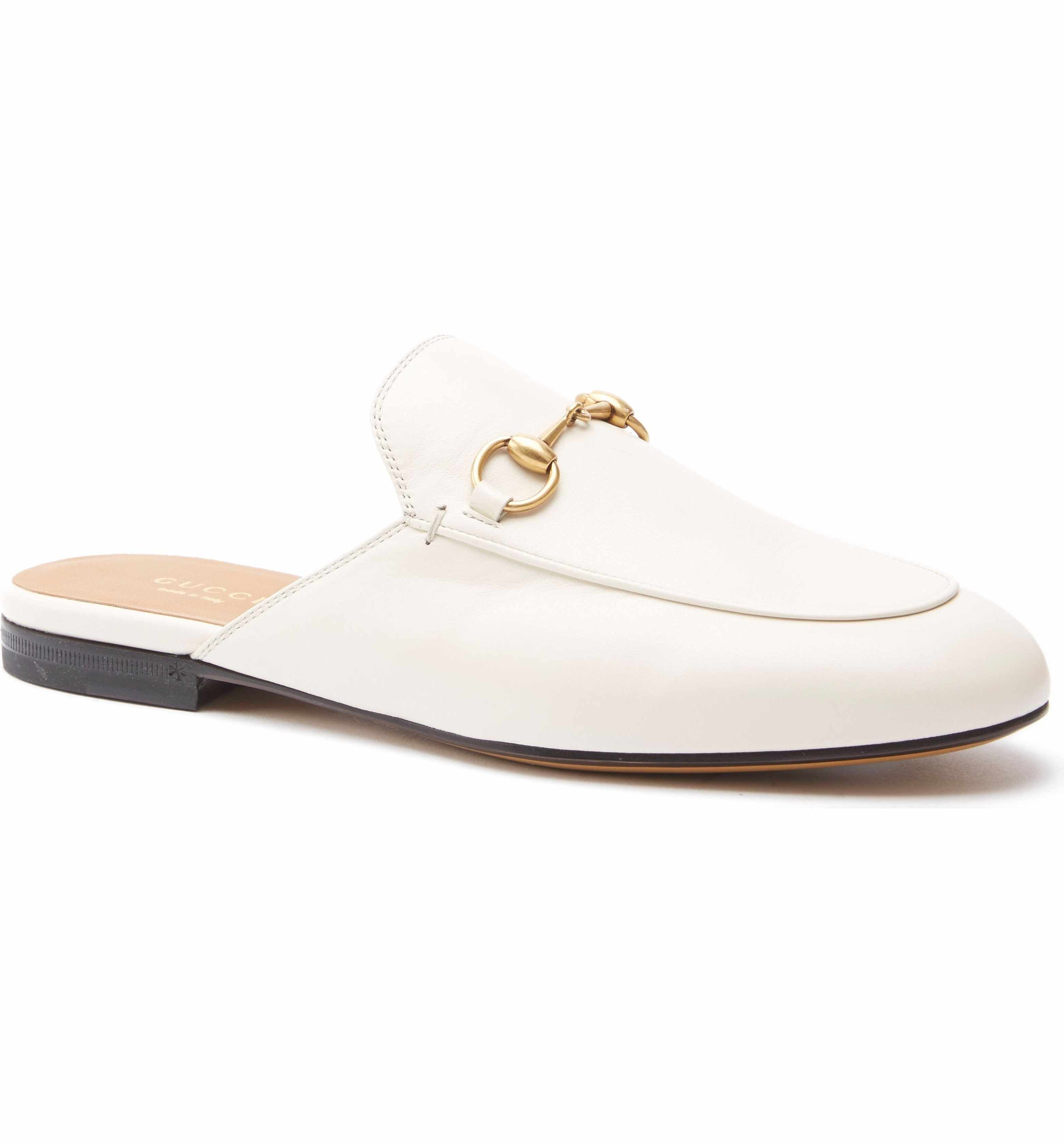 4c87aa01bb8 Main Image - Gucci Princetown Loafer Mule (Women)