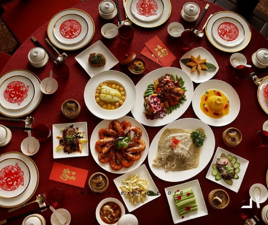 Pin by Au pair Shanghai on About China | New years dinner ...