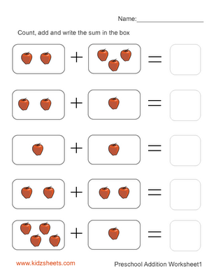 Free printable kindergarten worksheets preschool worksheetsfree kids maths also rh pinterest