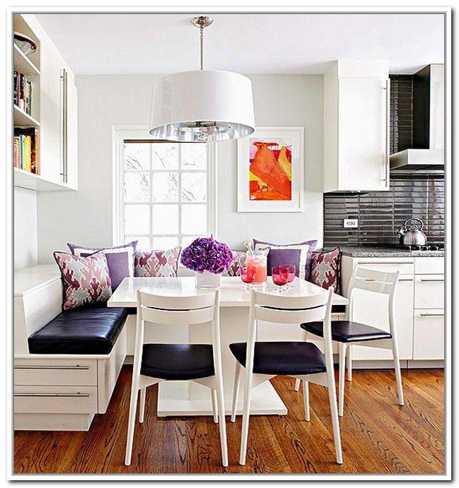 Pinkathleen Robergeau Hunt On Home  Pinterest  Breakfast Pleasing Dining Room Storage Bench Inspiration