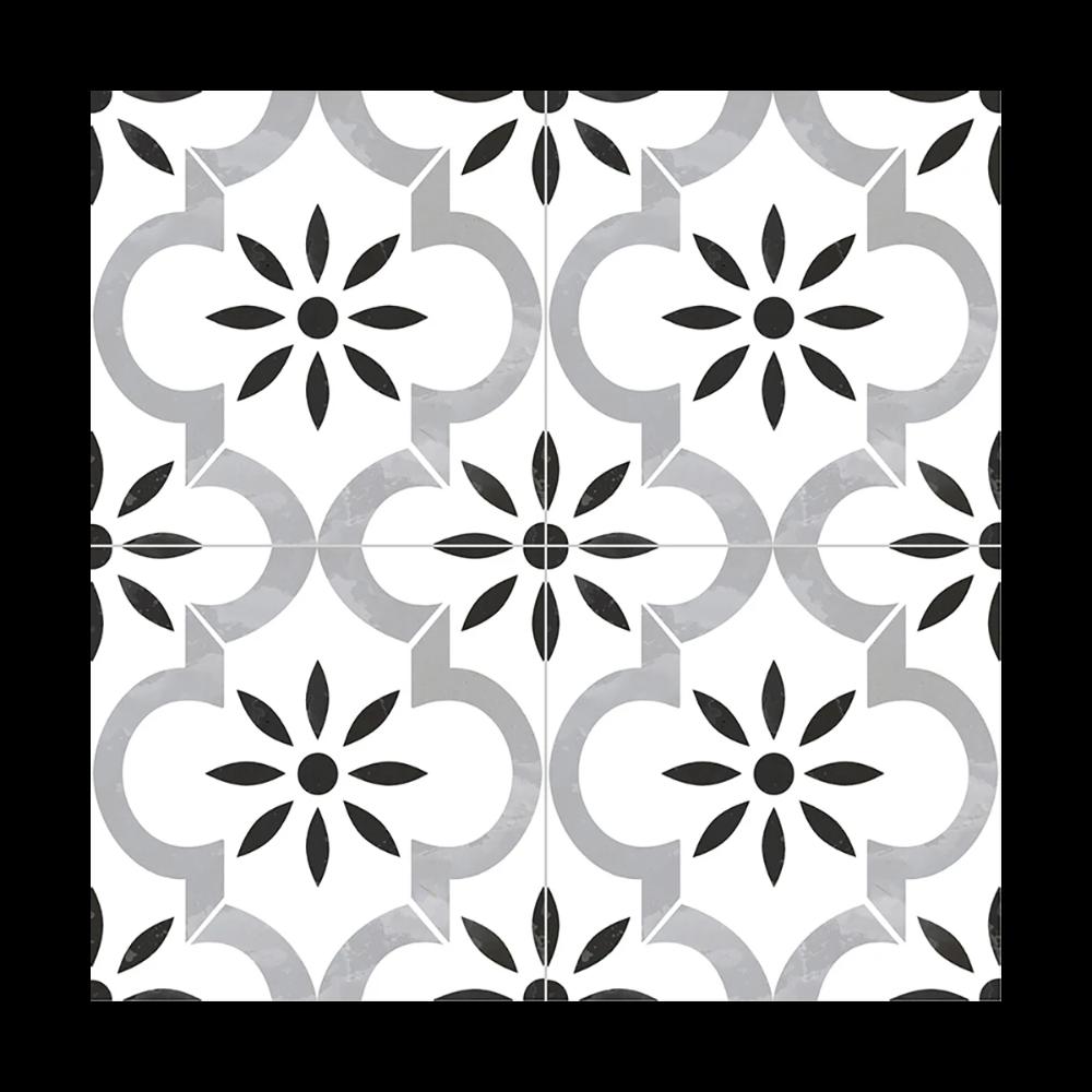 8 Square Ceramic Tiles