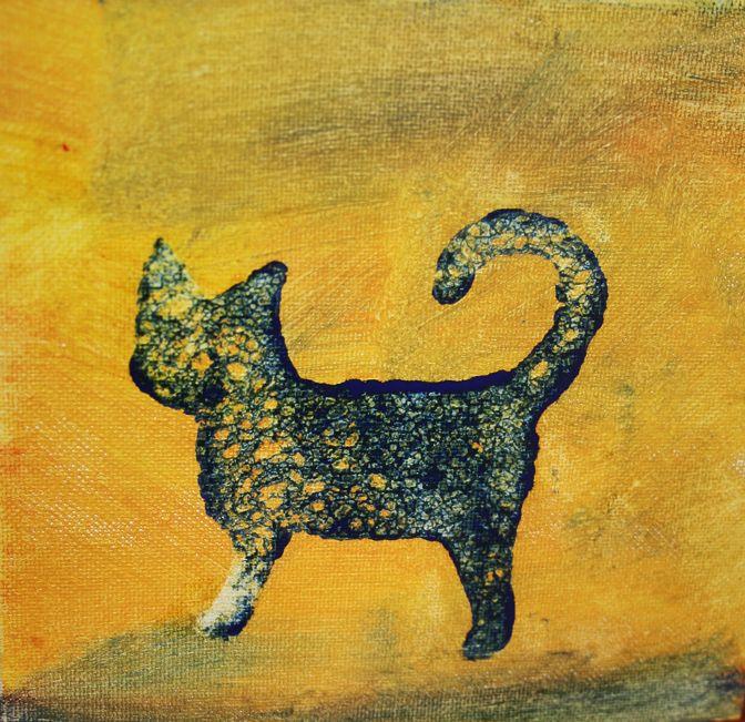 Brian's cat
