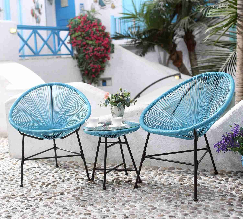 Salon de jardin PINTO | BOBOCHIC ® en 2019 | design your home ...