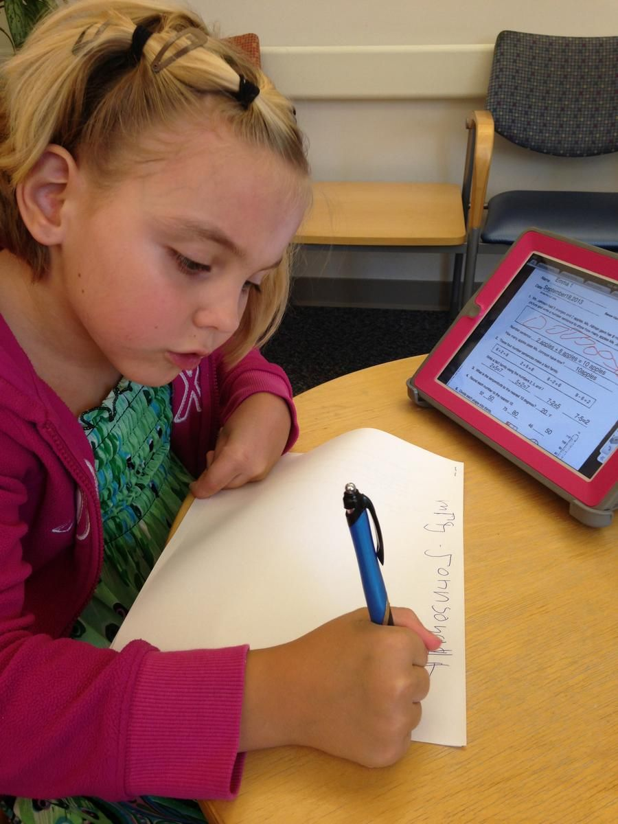 Therapist Introduces iPads as Educational Tool for Children with Special Needs