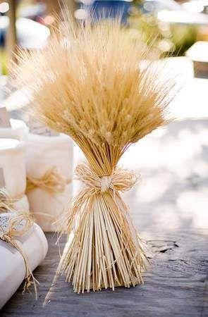 Des centres de table de mariage repérés sur Pinterest