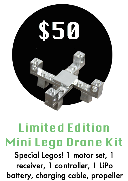 Elevate legos to a whole new level the mini lego drone kit gives kitables is raising funds for diy mini lego drone kit elevate legos to a whole new level the mini lego drone kit gives you everything you need to build solutioingenieria Images