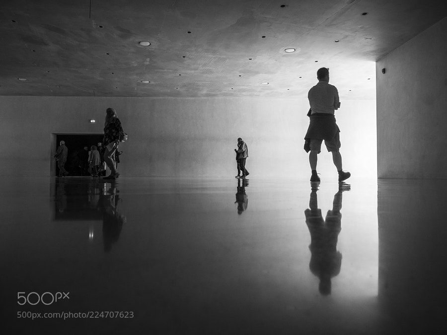 silouette by RainerMed