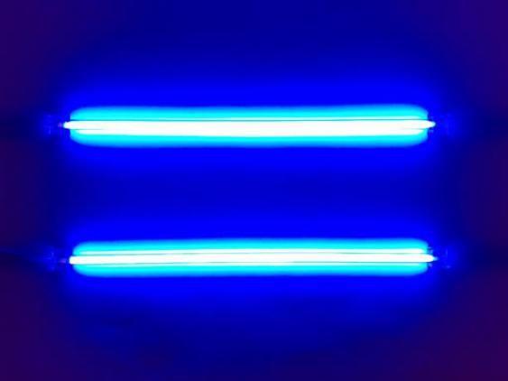 Neon Blue With Images Blue Neon Lights Neon Lighting Neon