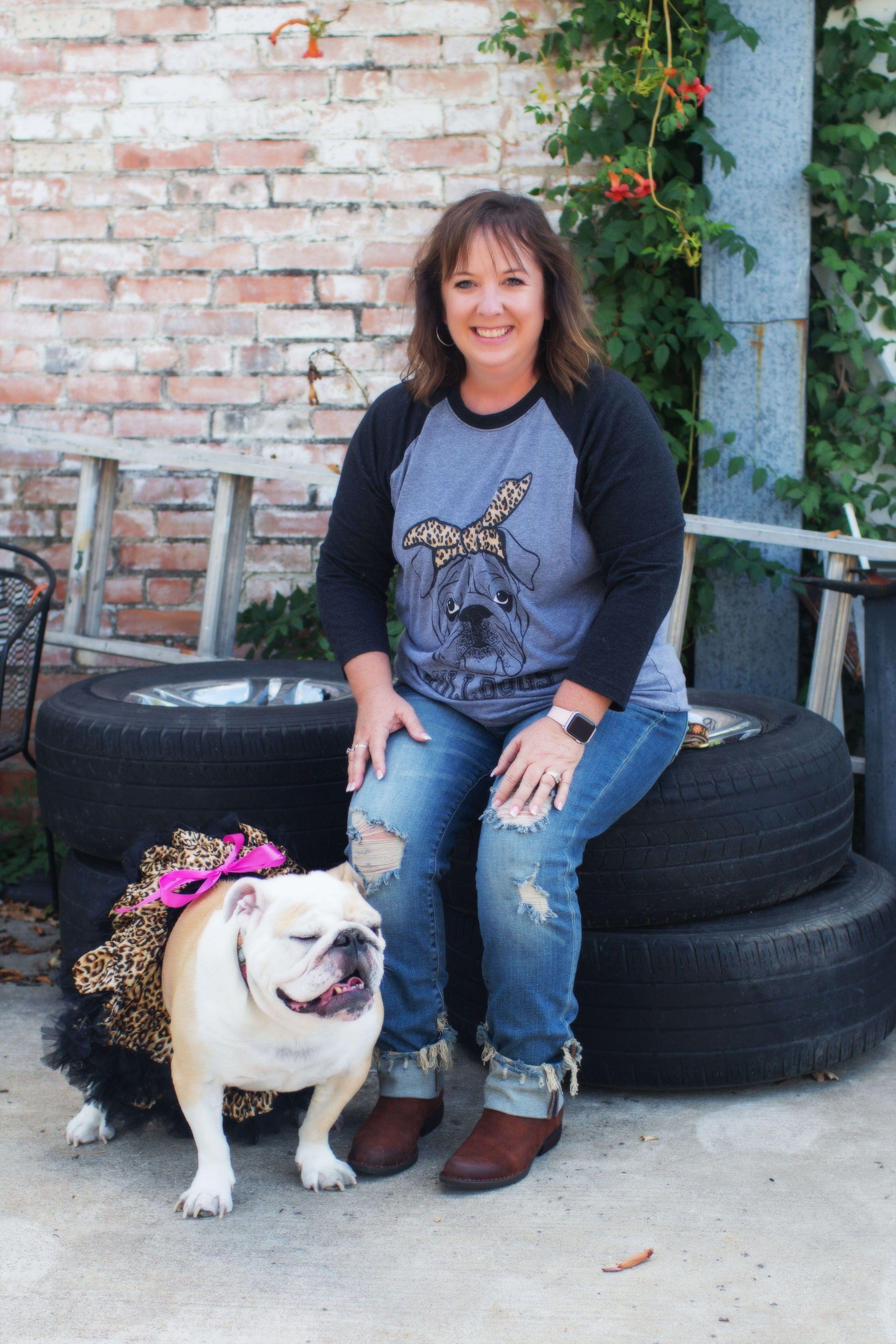 Raglan T-Shirt - Bulldog