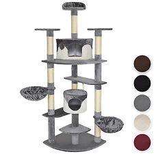 kratzbaum f r katzen katzenkratzbaum katzenbaum kletterbaum sisal katze kratzbaum katze. Black Bedroom Furniture Sets. Home Design Ideas