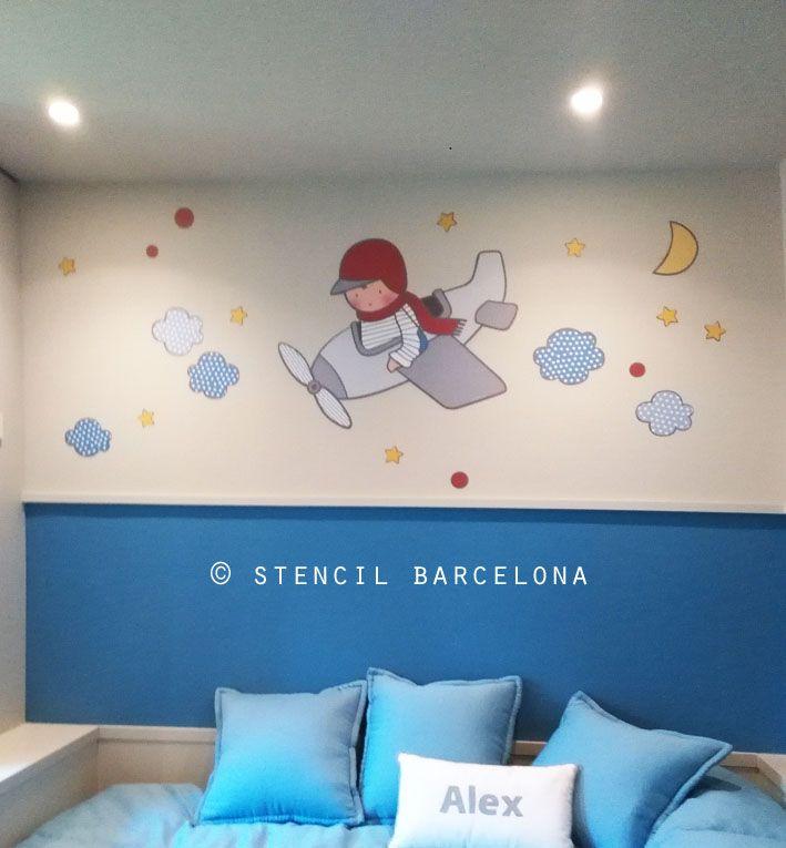 Murales Y Vinilos Para Habitaciones Infantiles.Vinilos Infantiles Para Cuartosdejigar Ideya Mebel