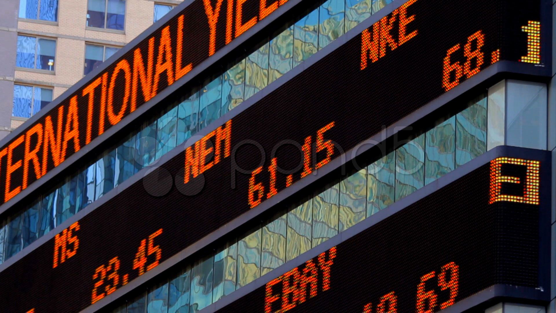 Stock Market Ticker Stock Footage Market Stock Footage Ticker Stock Market Ticker Stock Ticker Stock Market
