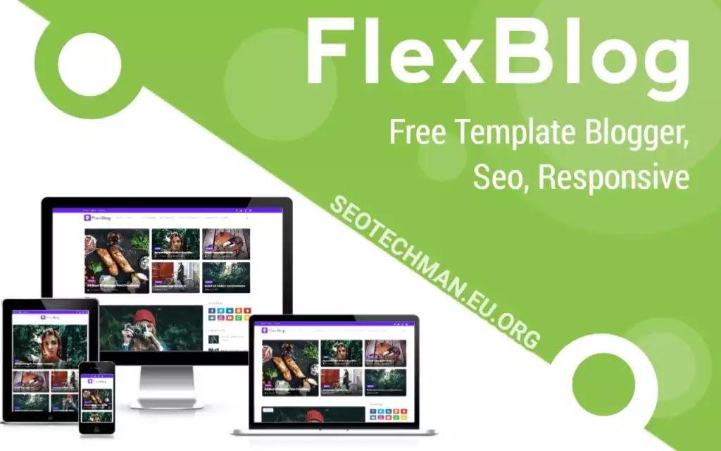 Download Flexblog Template Blogger Gratis Dan Juga Seo Friendly Di 2020 Dengan Gambar Blog Emojis Ide