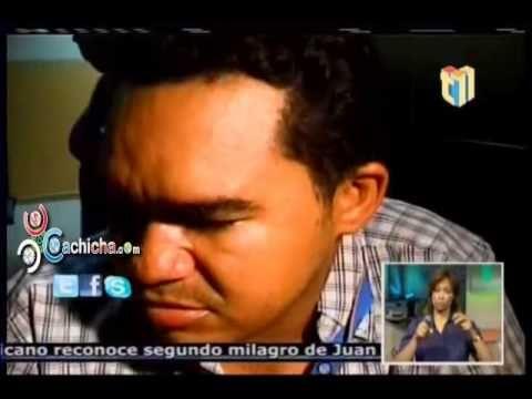 Casi muere un hombre congelado dentro de un camion #Video - Cachicha.com