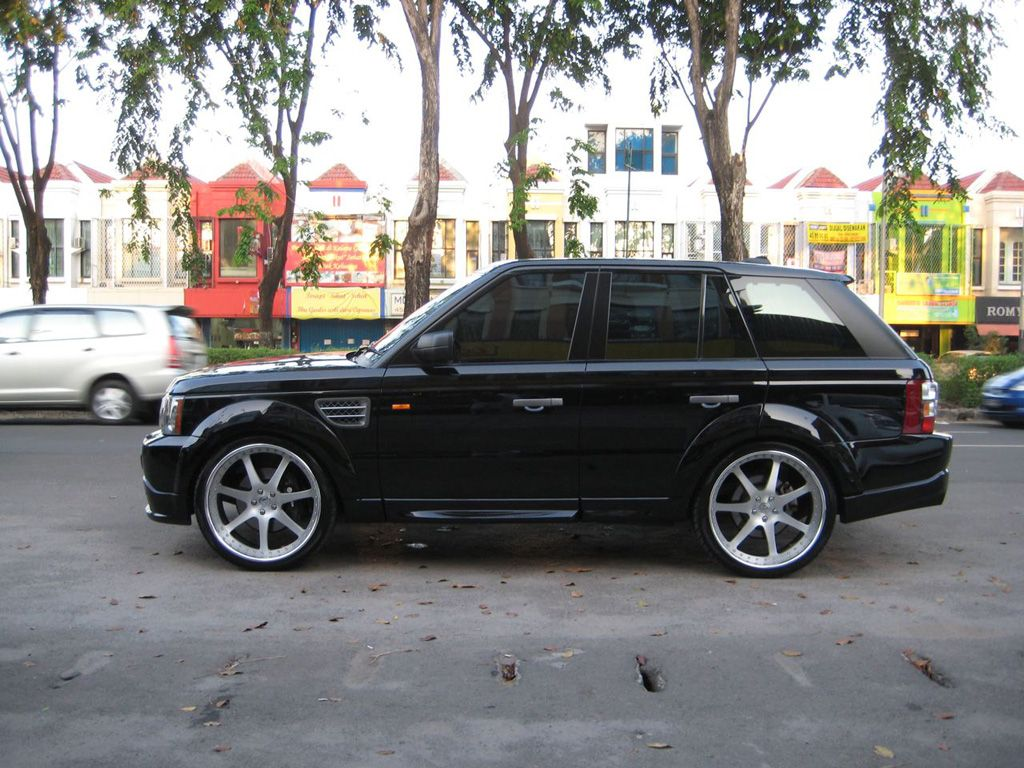 Range Rover Sport 24 Rims Find The Classic Rims Of Your