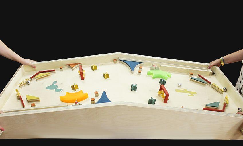 pin von michal jagodzinski auf x carve inventables pinterest tischkicker bauanleitung und. Black Bedroom Furniture Sets. Home Design Ideas