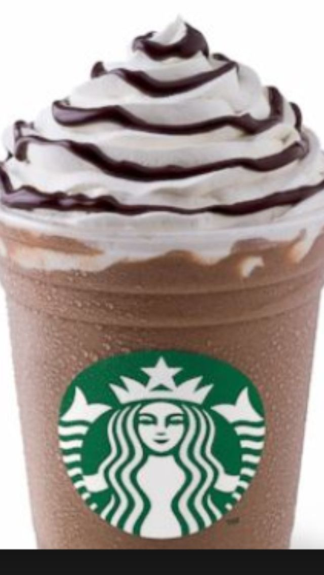 Starbucks Double Chocolate Chip Frap