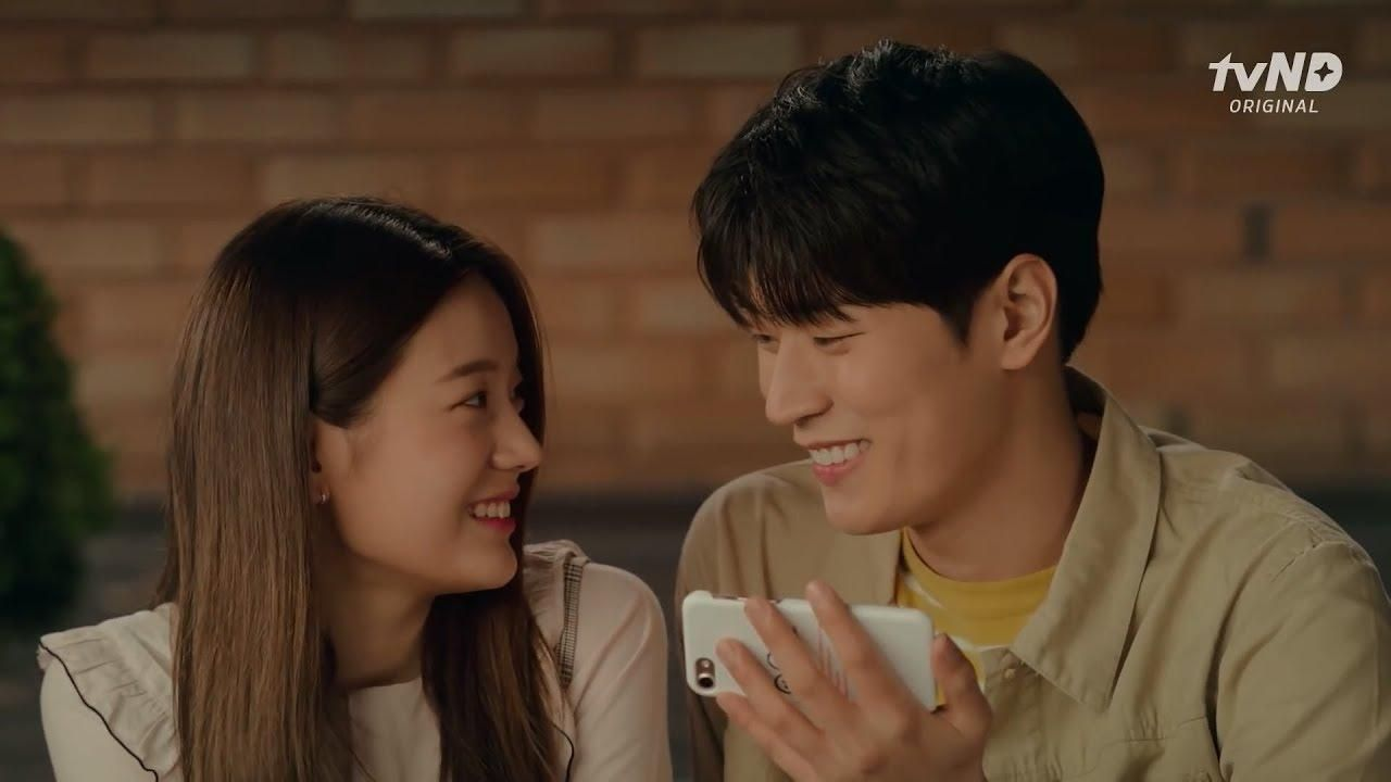 الحلقة 09 من المسلسل الكوري الرومانسي صف المواعدة