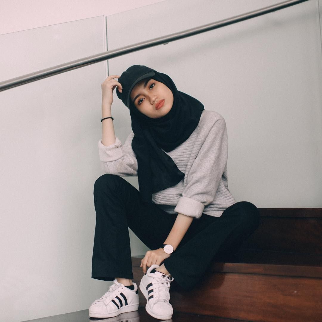 Hijab Fashion Hijab Pinterest Fashion Ootd And