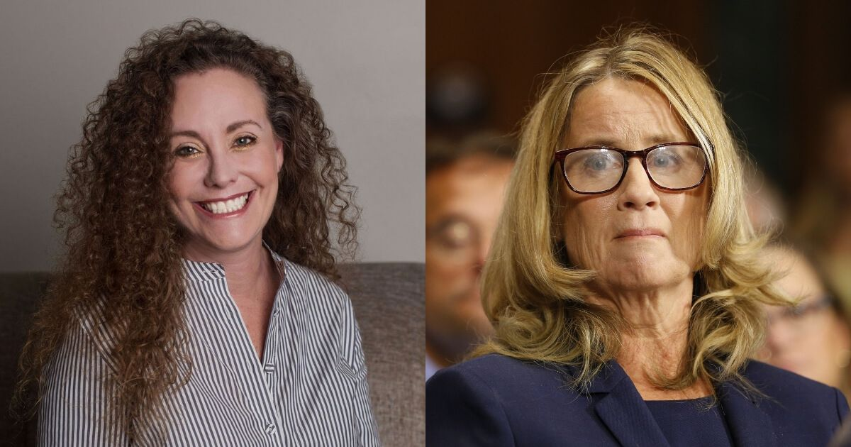 Julie Swetnick was represented by the law firm ran by Debra Katz ...